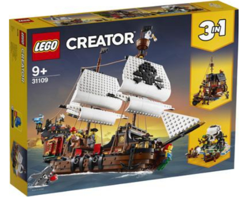 Creator summer 2020 set 31109