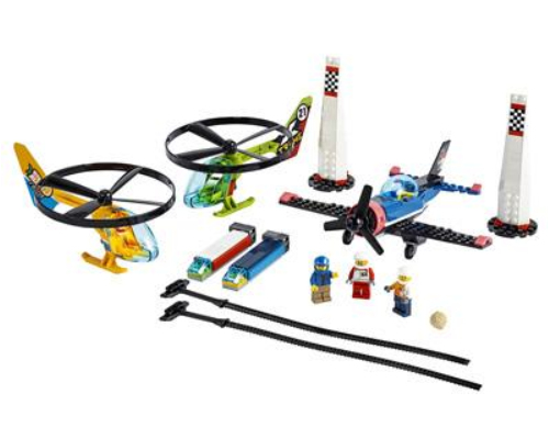 City summer 2020 set 60260