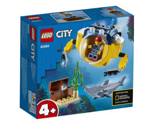 City summer 2020 set 60263