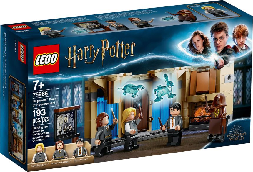 Harry Potter summer 2020 Room of Requirement set.