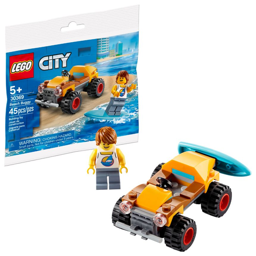 Canadian LEGO Deals (05/15/20) beach buggy at LEGO Store.