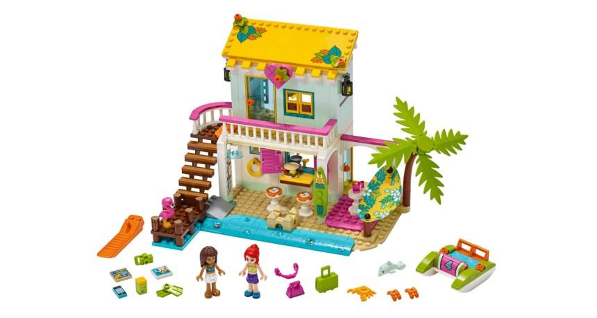 Summer 2020 Friends Beach House