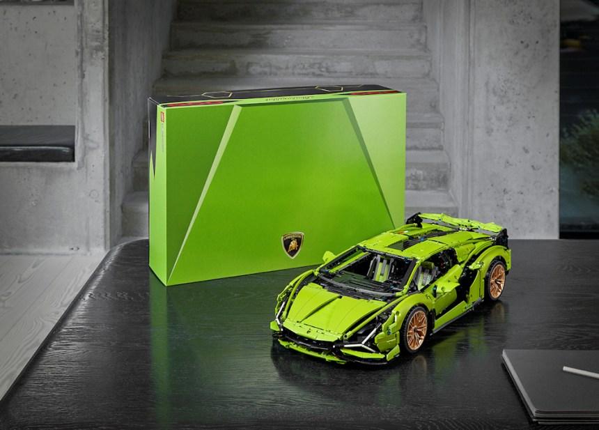 Lamborghini Sian (42115)