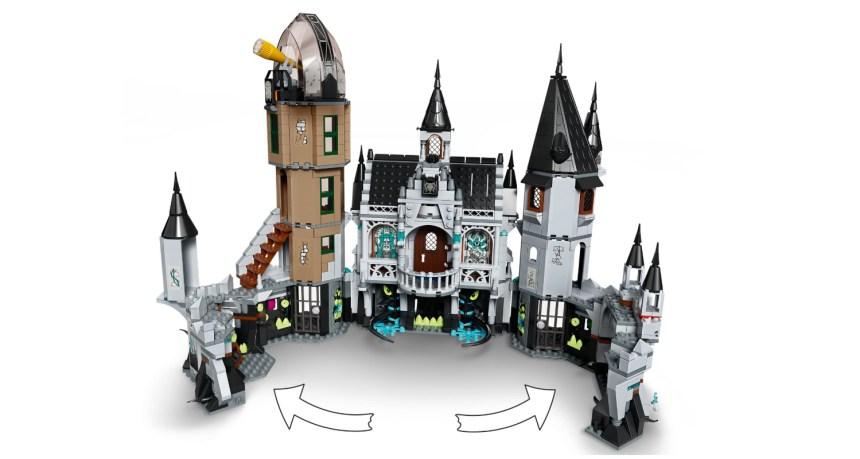 Summer 2020 Hidden Side Mystery Castle