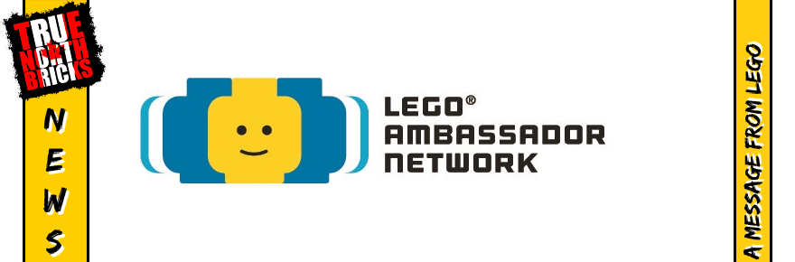 Message form the LEGO Group