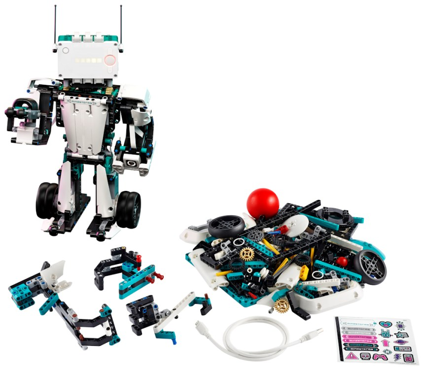 Mindstorms update