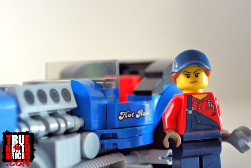 Hot Rod (40409) mechanic.