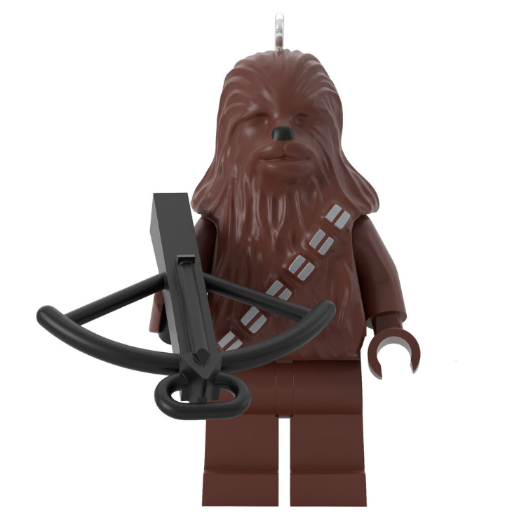 Hallmark 2020 ornament: Chewbacca