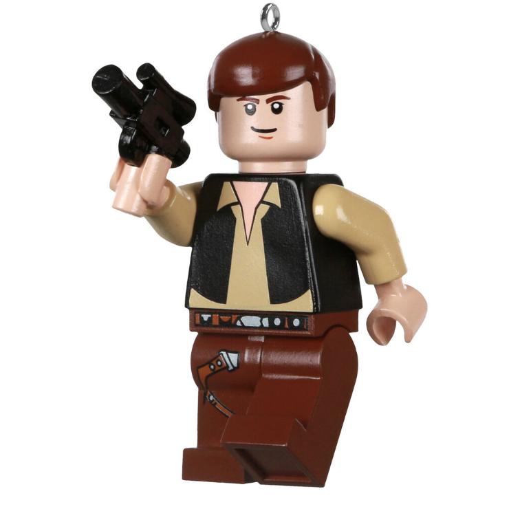 Hallmark 2020 ornament: Han Solo