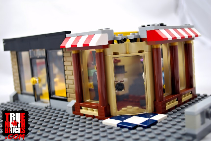 LEGO® and Men's Wear Stores