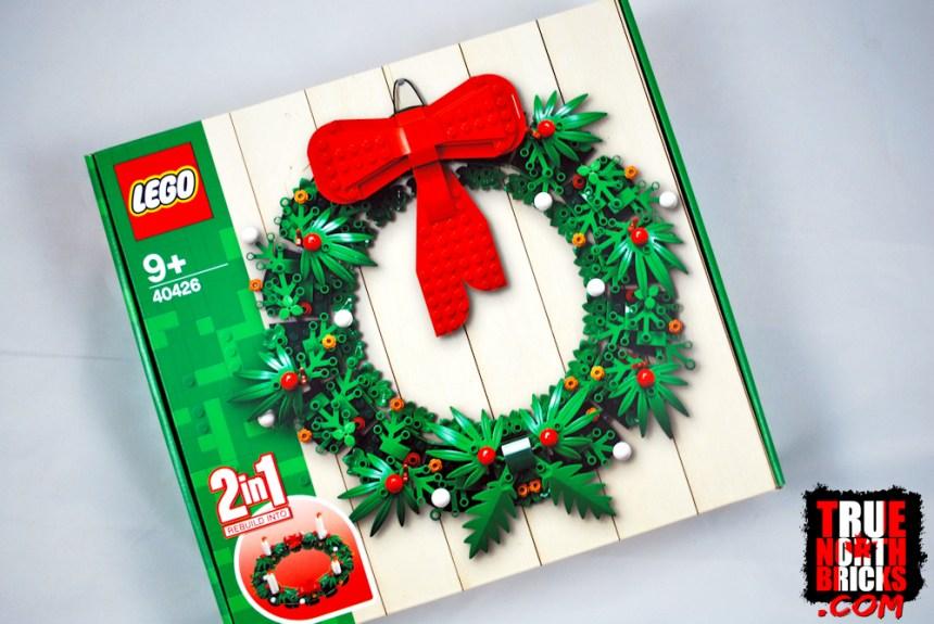 Holiday wreath (40426) coming soon.