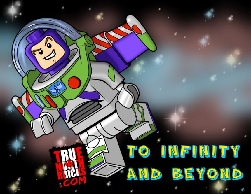 Buzz Lightyear Minifigure Monday