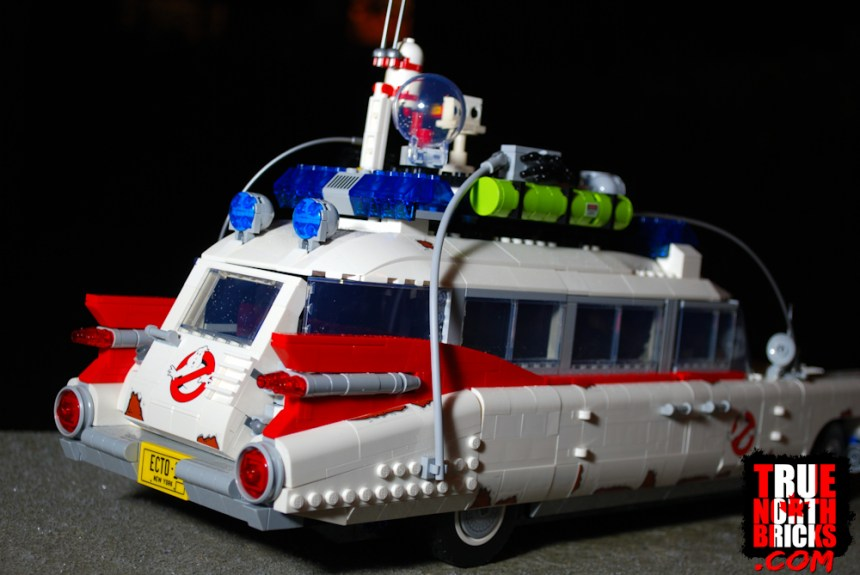 Ghostbusters ECTO-1 (10274)