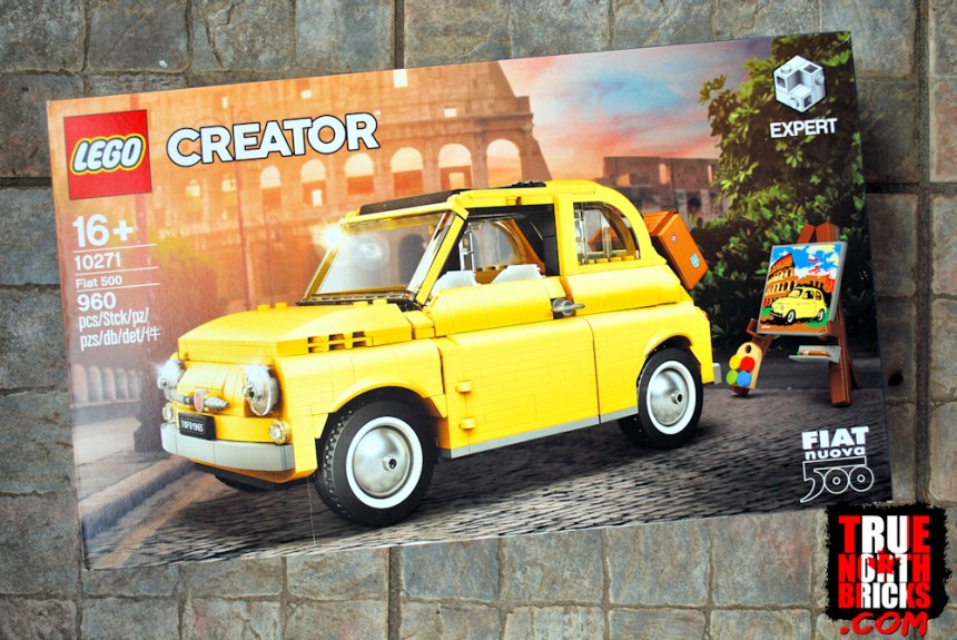 Fiat 500 (10271) review