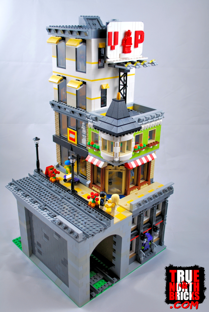 Custom LEGO® and Men's Wear Stores fourth update