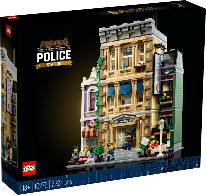 Police Station (10278)