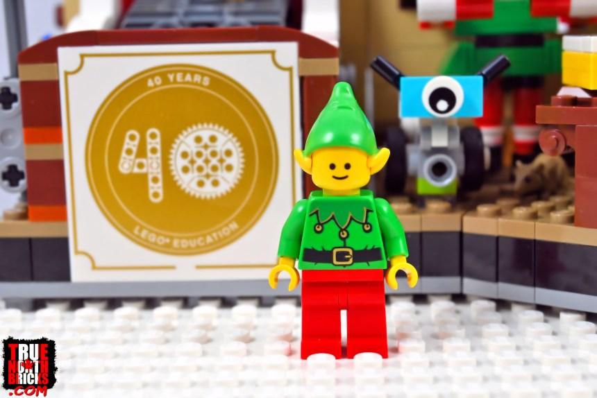 2020 Employee Christmas Gift Minifigure
