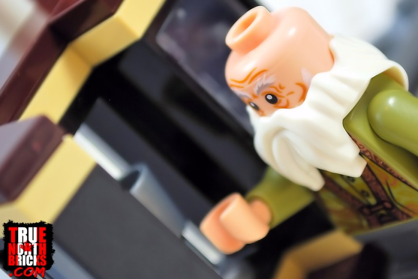 Charms Class (76385) features a new version of Professor Flitwick.