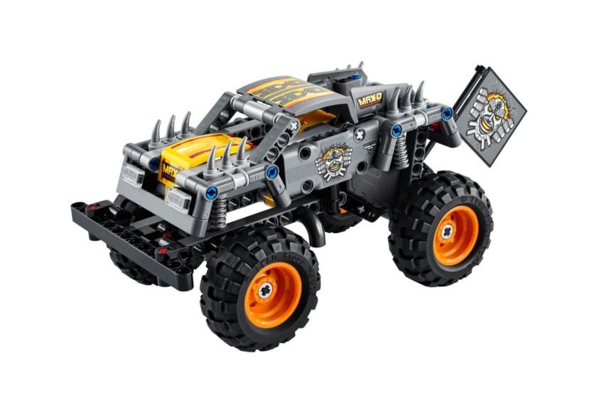 January 2021 Technic Monster Jam Max D