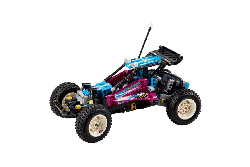 January 2021 Technic Off-Road Buggy
