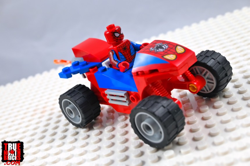 Spider-Man's ATV
