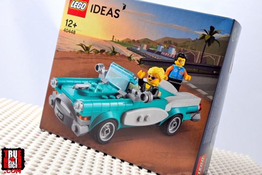 Vintage Car (40448) box art.