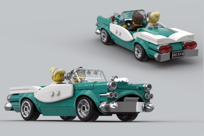 Original design from LEGO Ideas.