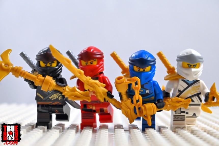 Destiny's Bounty Ninjas