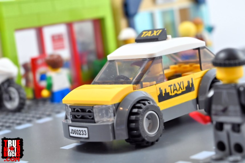 Donut Shop Opening (60233) taxi.
