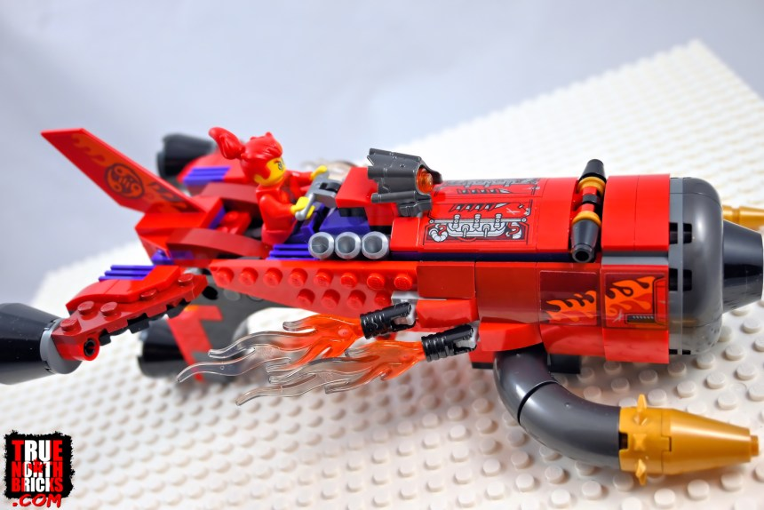 Red Son's Inferno Jet