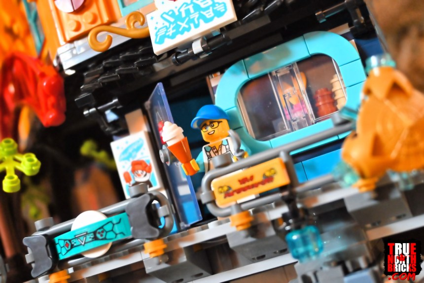 Ninjago City Gardens Ice Cream Shop