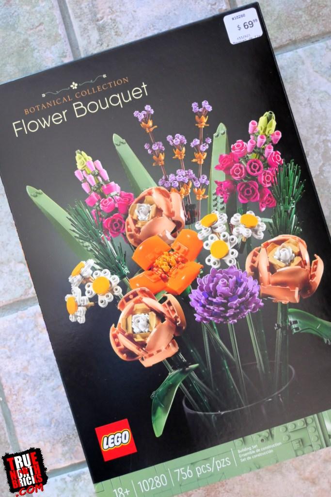March 2021 Haul: Flower Bouquet
