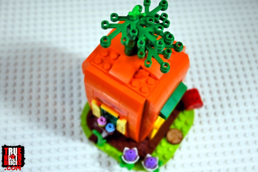Easter Bunny's Carrot House
