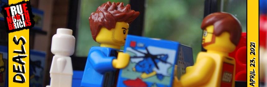 Canadian LEGO® Deals (04/23/21)