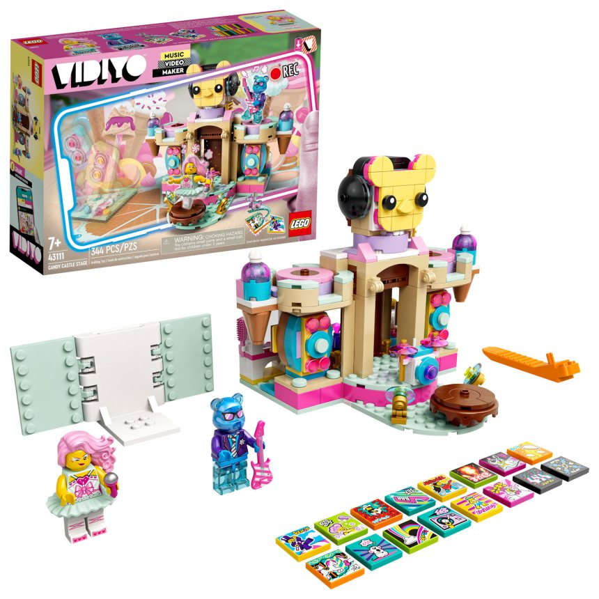 Vidiyo Wave 2 due with Candy Castle Stage Set