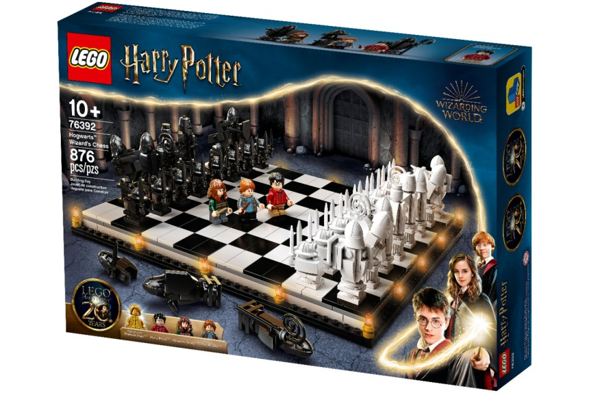 Summer 2021 Harry Potter Wizard's Chess