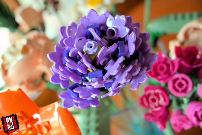 LEGO® Flower Bouquet Aster