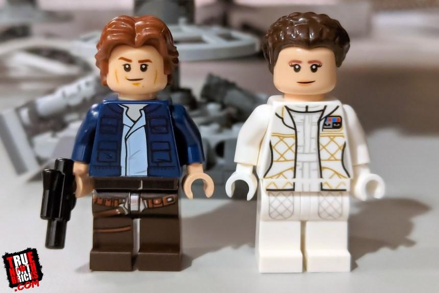 Millennium Falcon day 4 Minifigures