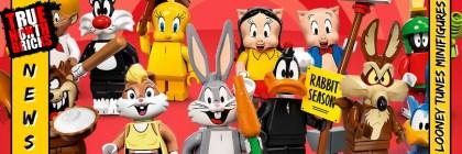 Looney Tunes Minifigures Coming Soon