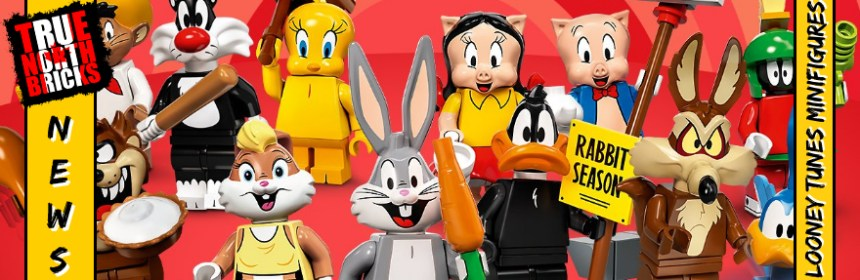 Looney Tunes Minifigures Coming Soon