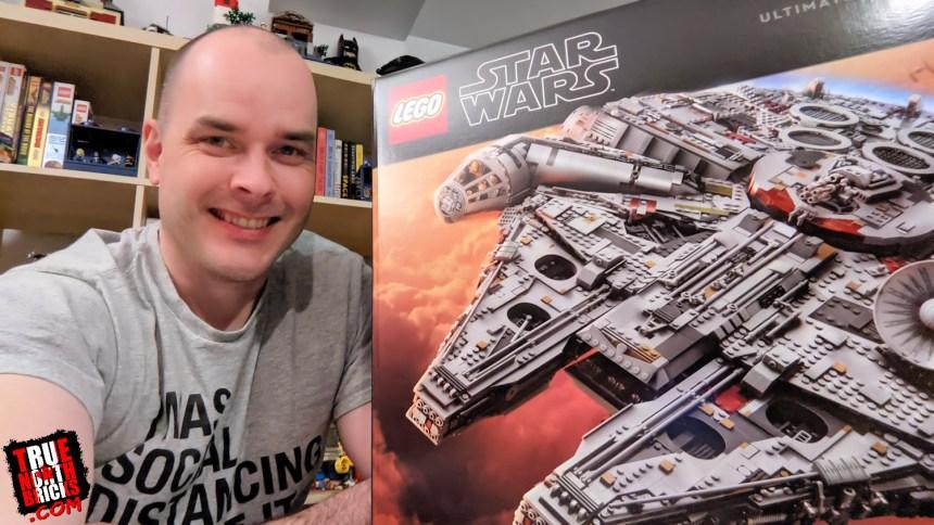 April 2021 Haul: me and my Millennium Falcon!