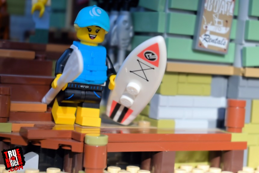 Series 21 Paddle Surfer