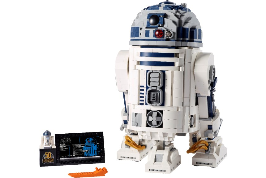 LEGO® UCS R2-D2 coming soon.