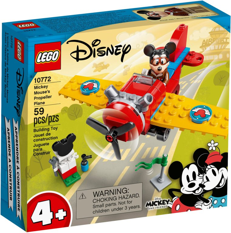 Mickey and Friends: Mickey Mouse's Propeller Plane