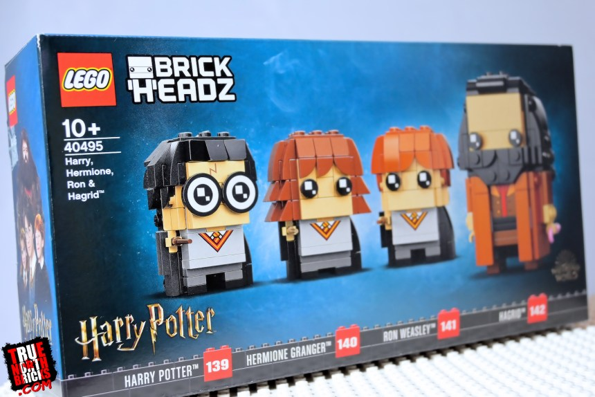 Harry Potter BrickHeadz 40495