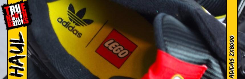 LEGO x Adidas ZX 8000 Haul