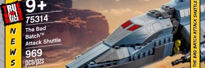 Bad Batch Attack Shuttle