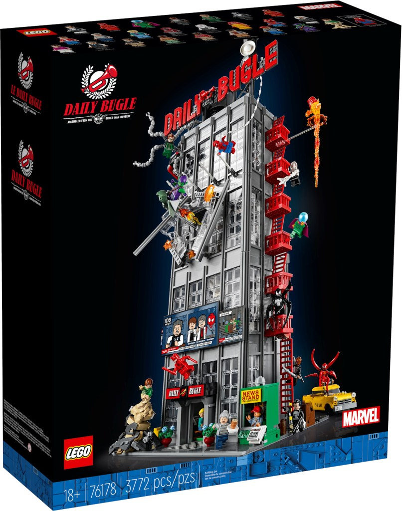 Daily Bugle Coming Soon