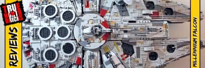 UCS Millennium Falcon (75192) review