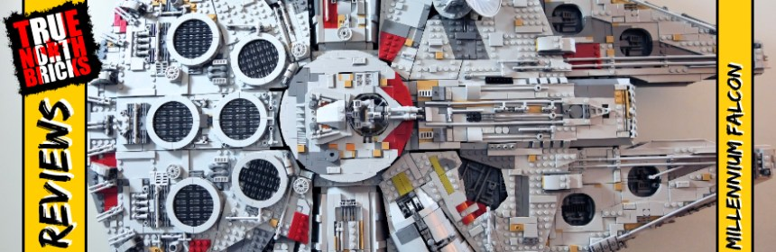 UCS Millennium Falcon (75192) review